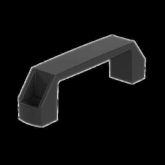 Die-cast Aluminum Handle