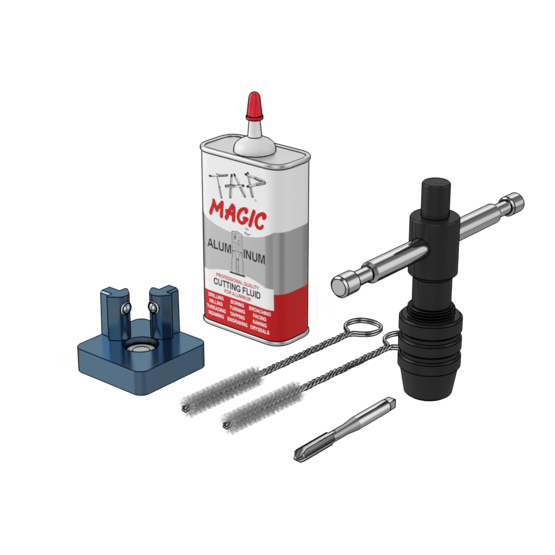 Extrusion Tapping Kit