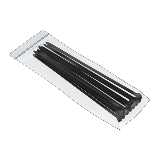 5 mm x 250 mm Cable Ties