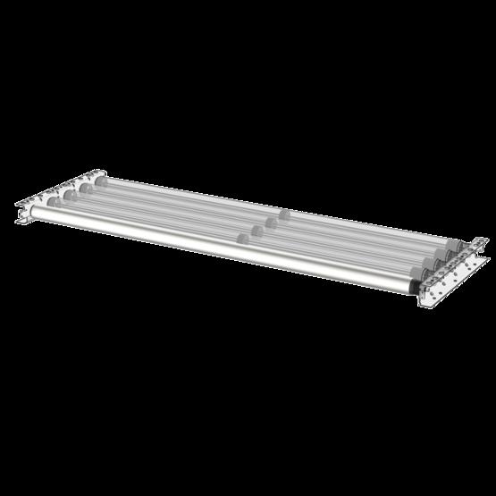 Poly-V Heavy Duty Conveyor Roller, 1395mm