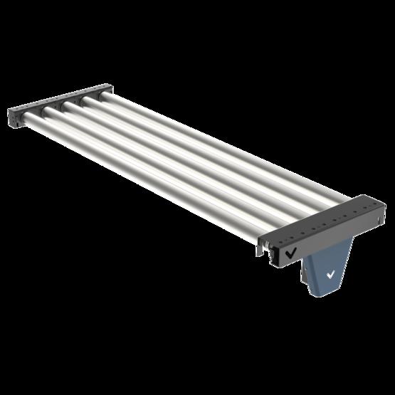 Roller Conveyor, 1395mm x 450mm Powered Segment