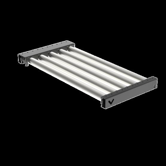 Roller Conveyor, 855mm x 450mm Unpowered Segment