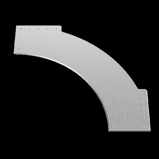 1395mm Conveyor Turntable Caster Roller Plate