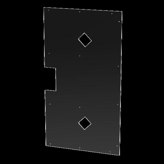 1395 mm Conveyor Turntable Underside Panel 2