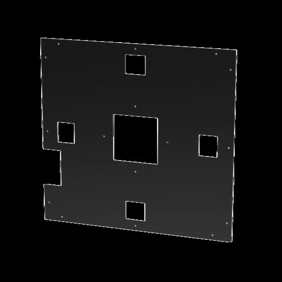 855mm Conveyor Turntable Underside Cover Panel