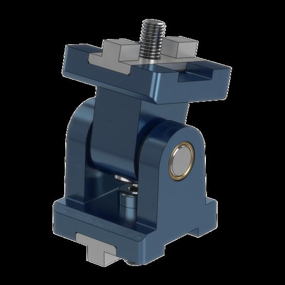45x45mm Hinge, 12mm Pin with Bushings