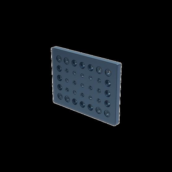 180x135mm Gantry Plate