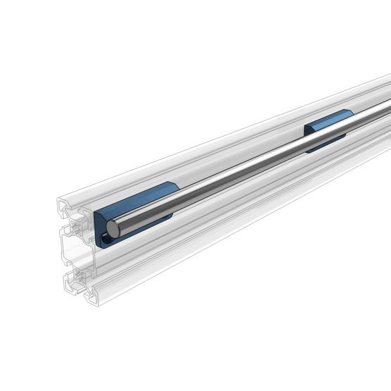 16mm Shaft for Linear Bearings (2295mm)