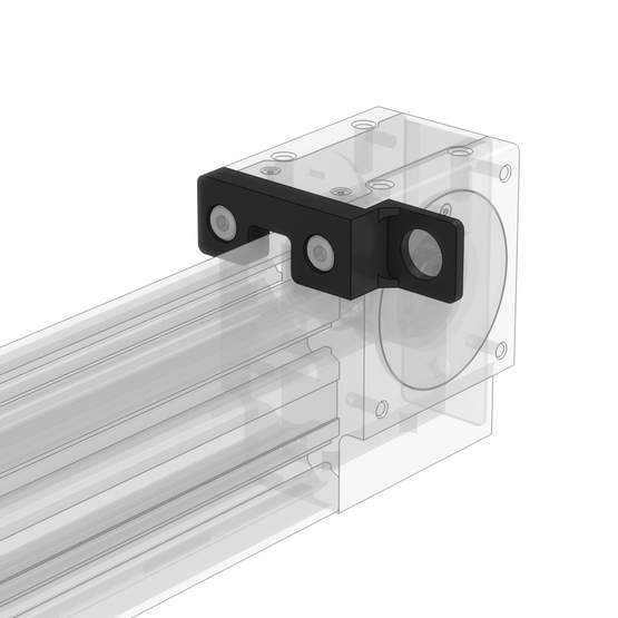 Left End Stop for TB Actuator