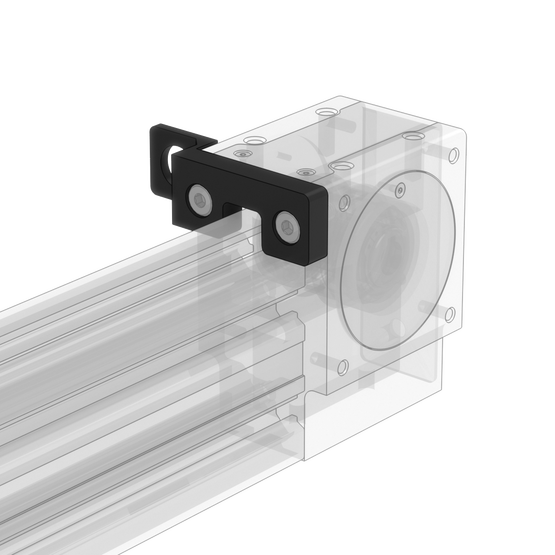 Right End Stop for TB Actuator
