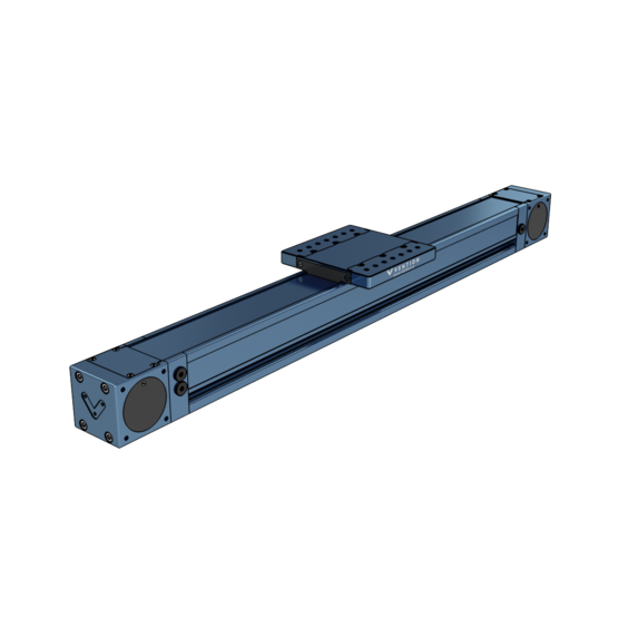 Enclosed Timing Belt Actuator, 855mm Length