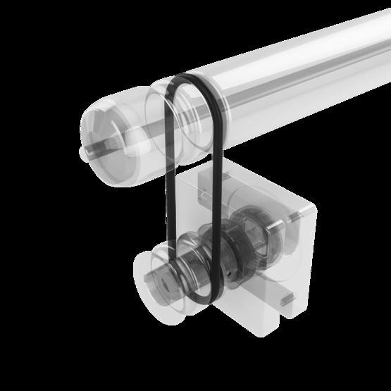 292mm Round Belt for Belt-Driven Conveyor