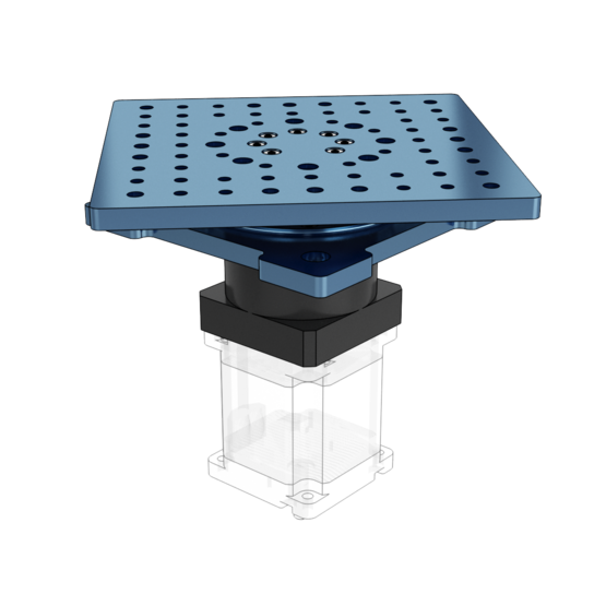 Figure 16: MO-RM-002-0001__2, Rotary Actuator version 2.