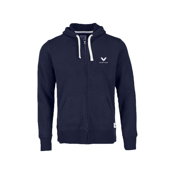 Roots Hoodie, Vention blue, X-Large