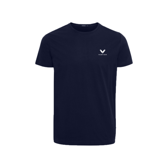 T-shirt, Vention blue, Large