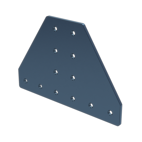 Tee Joint Aluminum Assembly Plate