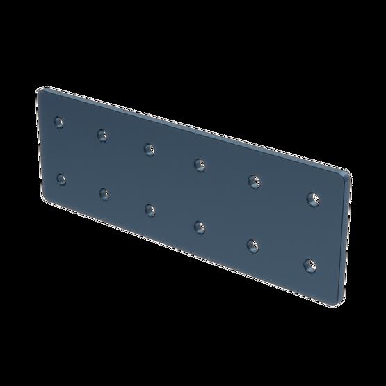 2X6 Hole Aluminium Assembly Plate