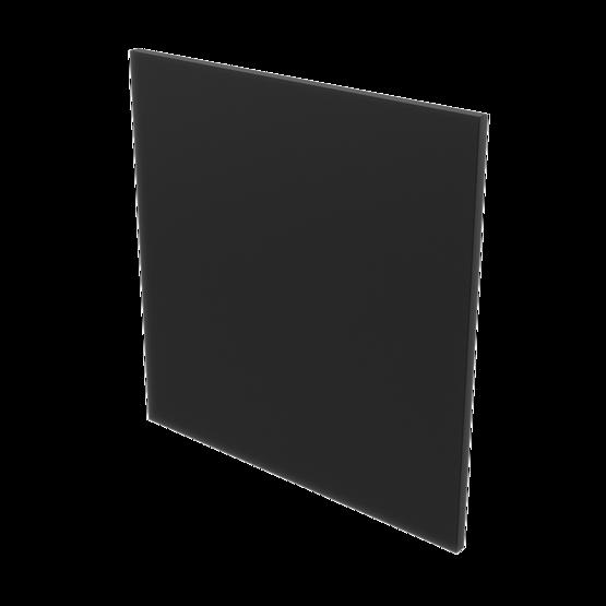 HDPE Panel, Black 1/4'' [6.35mm]