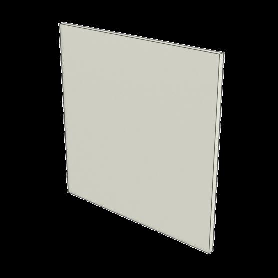 HDPE Panel, White 3/8'' [9.52mm]