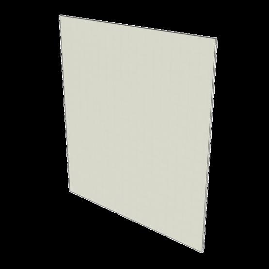 HDPE Panel, White 1/8'' [3.18mm]