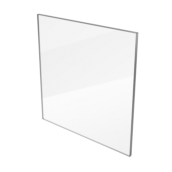 Acrylic Panel Clear 1 4 6 35mm Vention
