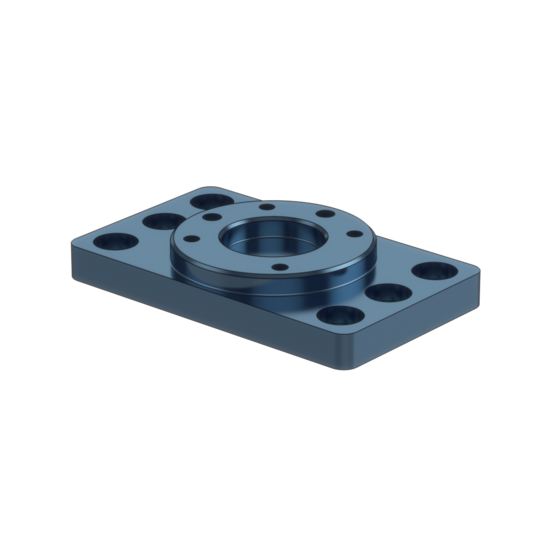 Cobot Tooling Mounting Plate