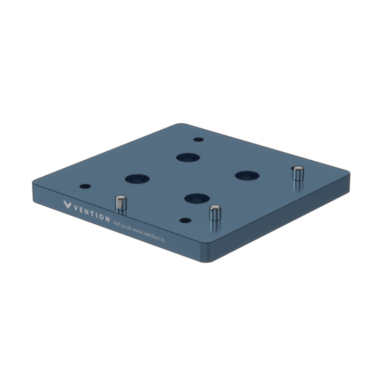 Mecademic Meca500 Mounting Plate