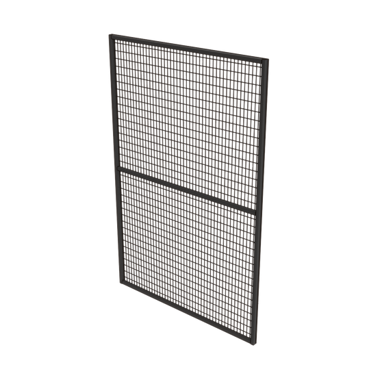 Wiremesh Panel for Safety Enclosure, 1220mm x 1830mm