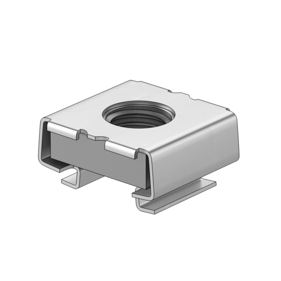 M6 x 1.0mm Cage Nut
