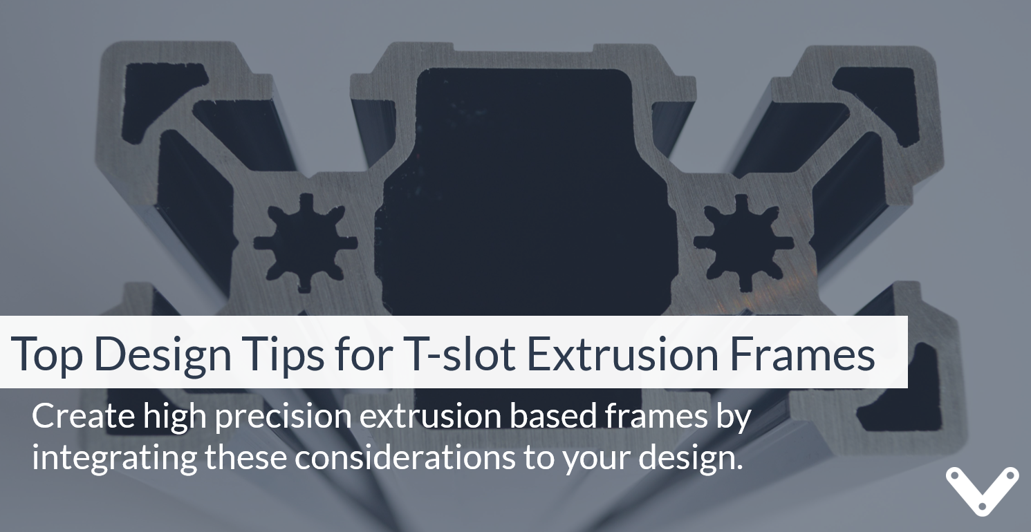 Top 3 Design Tips for Effective T-Slot Aluminum Extrusion Structures
