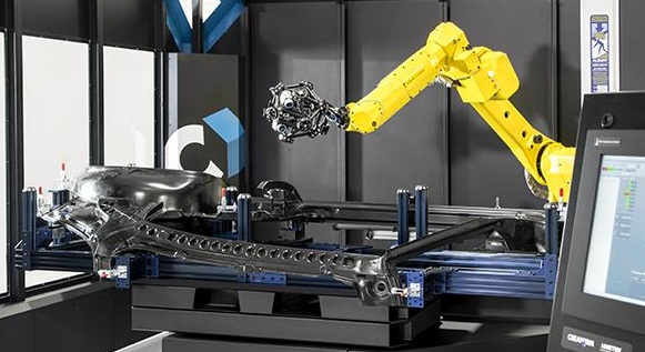Bringing Automotive Inspection Jigs Into The Digital Manufacturing Era