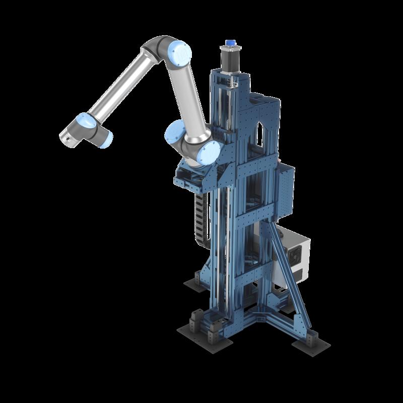 Vertical Range Extender