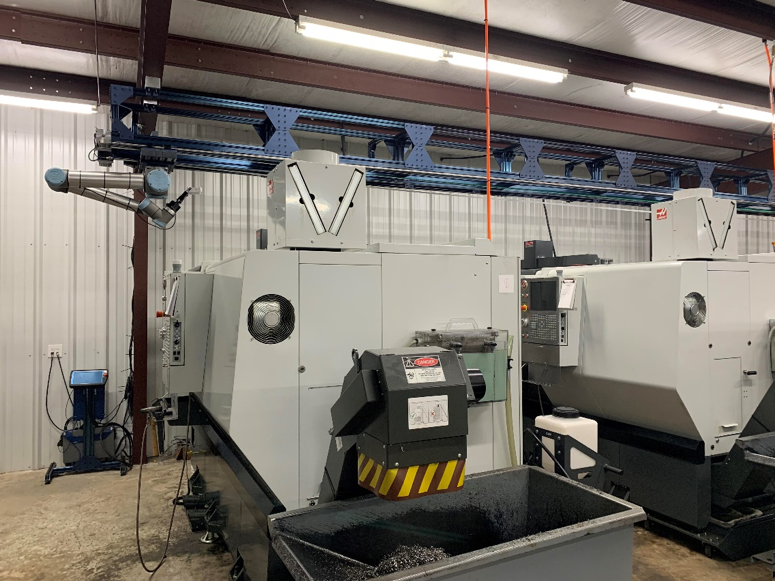 control station and cnc lathes