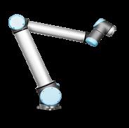 Industrial Robotic Arm UR10 Universal Robots