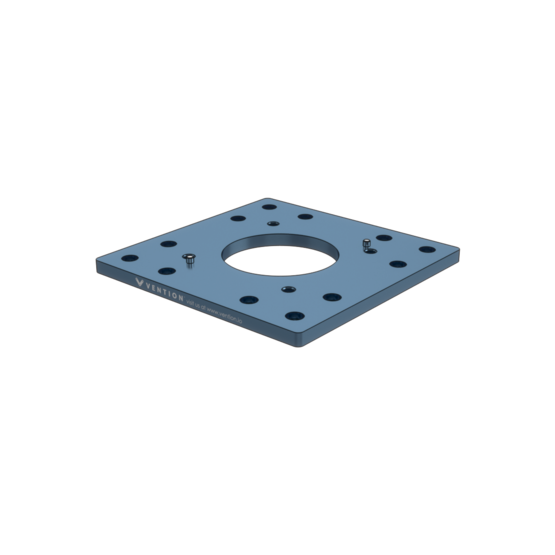 Industrial Robotic Arm Mounting Plate 225mm