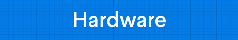 Vention Hardware Banner