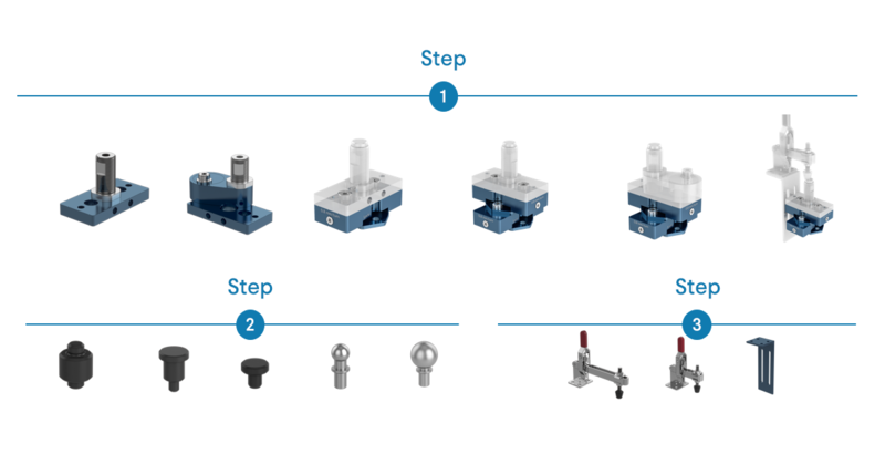 Vention Inspection Jig Guide