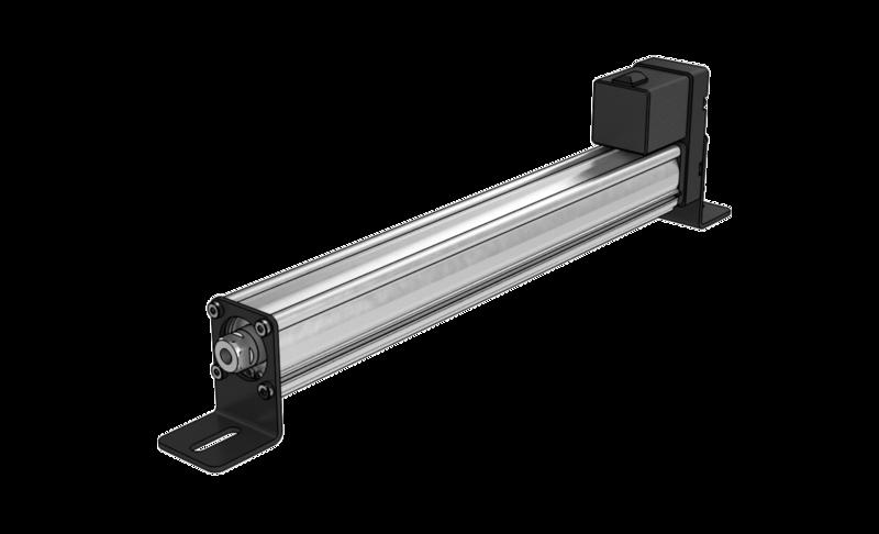 Electric Cylinder Technical Datasheet main image.