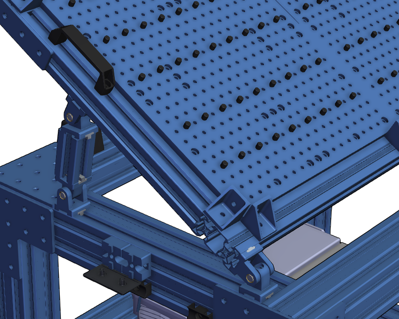 Vention Configurable Tray Detail
