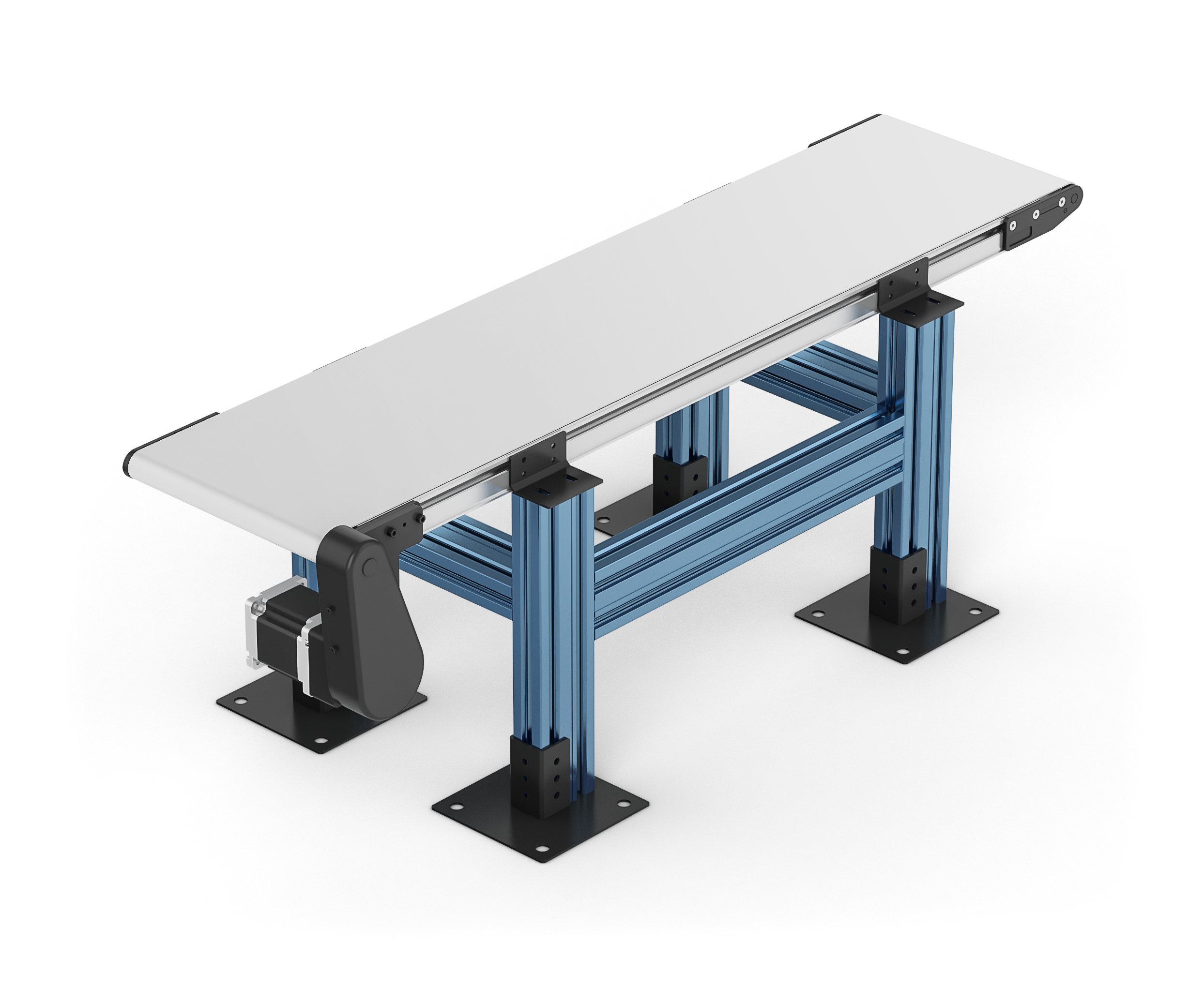 Belt Conveyor Technical Datasheet main image.
