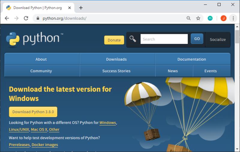 installPython1
