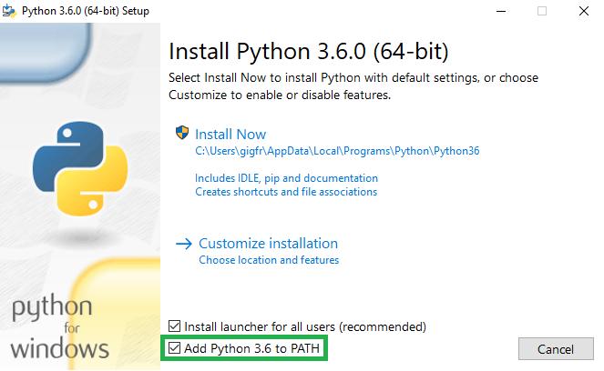 installPython3