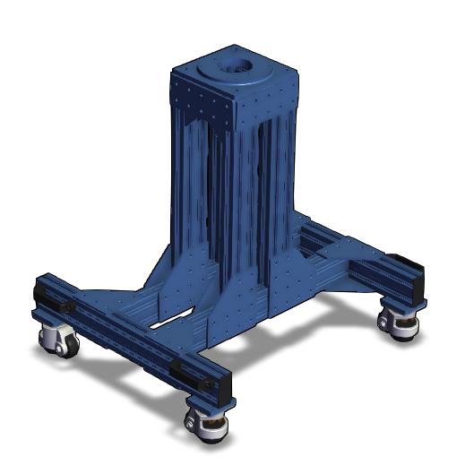 Vention Robot Cell Pedestal
