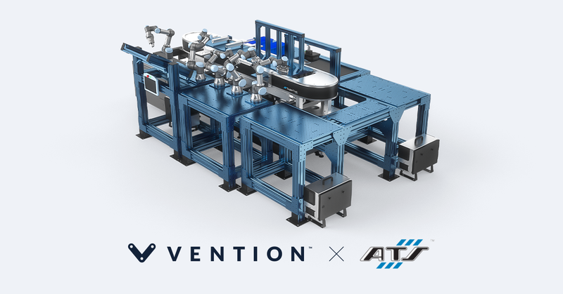 Vention X ATS Automation