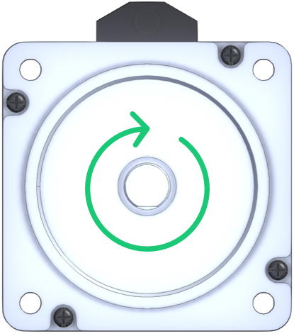 Figure 10: Normal rotation