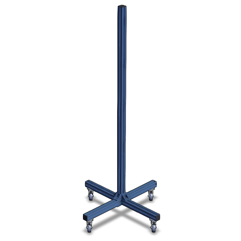 Vention mobile utility stands