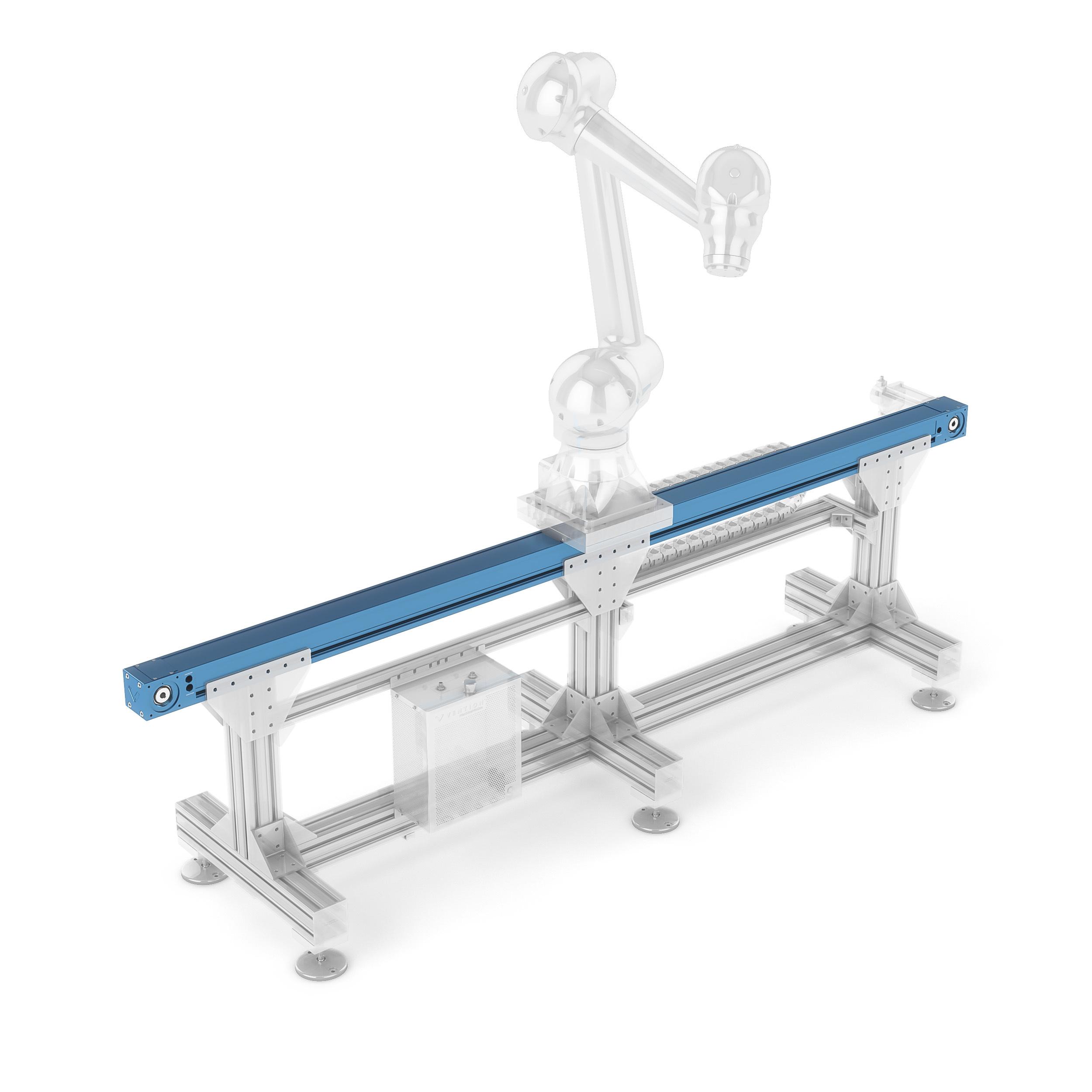 Full-size range extender