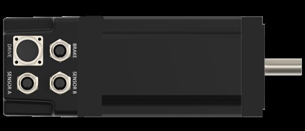 Figure 3: Step-servo junction box (MO-SM-01X-0000)