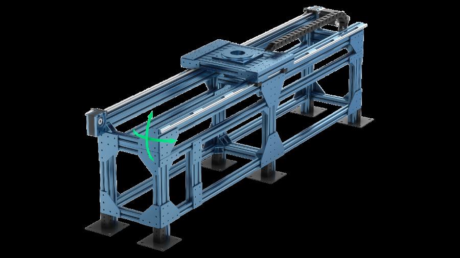 MachineBuilder System Specifications