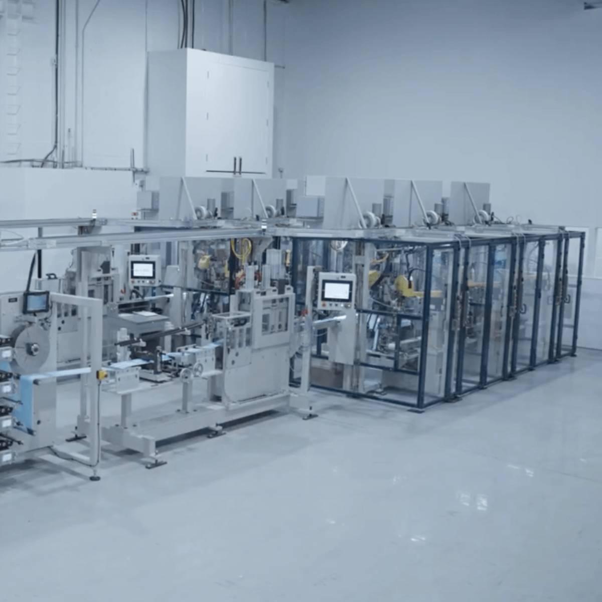 Robot safety enclosure